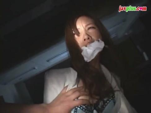 色んなスーツ系の女性をレイプするAV動画