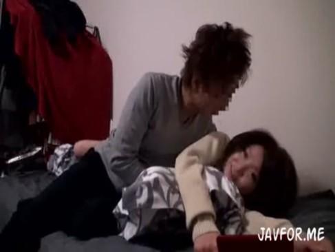 素人JK|えらいモテモテな若者が部屋にJKを呼んでセックスする盗撮映像x2人