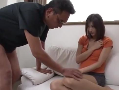 神波多一花|排卵日の人妻に中出しする調教動画