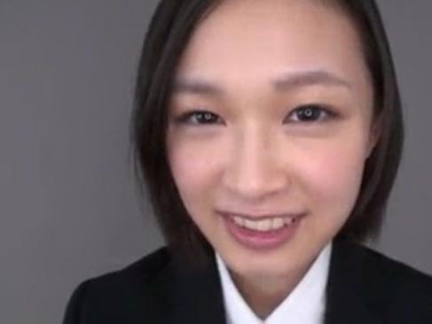 竹内真琴|就活女子大生と性交|リクスー女子を味わう為の動画
